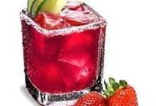 strawberry sauza®-rita