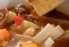 sue's minestrone
