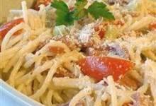 Summer Pasta Toss