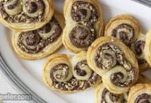 Super Easy Hazelnut Pastries