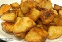 Sweet and Dark Potatoes