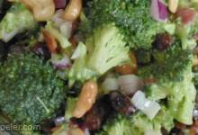 Sweet and Savory Broccoli Salad