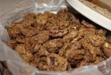 Sweet Coated Pecans