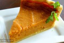Sweet Potato Pie V