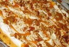 Swirled Pumpkin and Cream Cheese Cheesecake