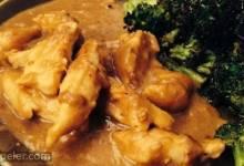 Tahini Chicken