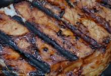 talian BBQ Pork Chops