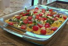 talian Breakfast Potato Bake