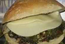 talian Broccoli Rabe Grinder