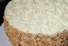 talian Creme Layer Cake