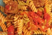 talian Sausage and Zucchini