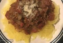 talian Spaghetti Squash