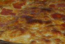 talian summer squash polenta bake