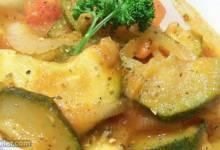 talian zucchini saute