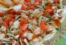 Tangy Shrimp Dip