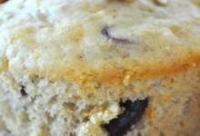 tasty orange-oatmeal muffins