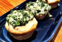 tasty spinach treats
