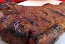 Teriyaki Rib Eye Steaks