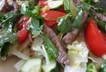 Thai Grilled Beef Salad