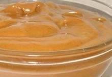 Thai Peanut Butter Sauce