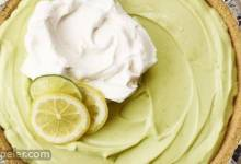 The Best Lemon Lime Avocado Pie