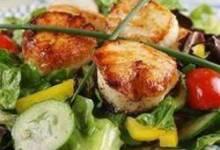 The Best Vegetable Salad