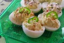 The Devil's Own Deviled Eggs