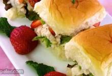The Girls' Chicken Sandwiches