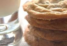 The Ultimate Chocolate Chip Cookie