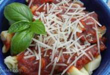 The Very Best Spaghetti Sauce