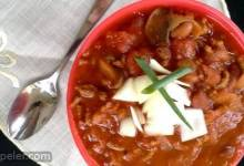 Thick and Savory Chili