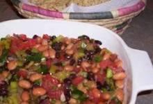 Three Bean Dip