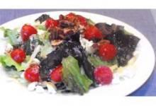 Three Cheese Green Salad