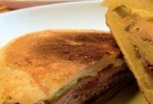 Toasted Cuban Sandwich