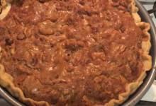 toll house walnut pie