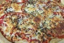 tomato sausage tart
