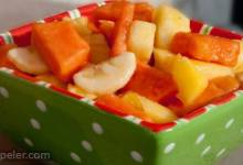 Tropical sland Fruit Salad
