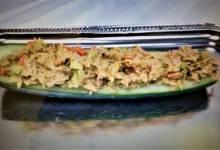 tuna cucumber boats