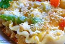 Tuna Lasagna Casserole