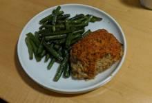 turkey, quinoa, and zucchini mini meatloaves