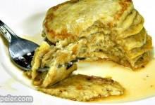 Two-ngredient Banana Pancakes