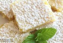Ultimate Lemon Bars