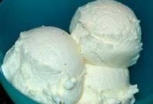 vanilla  ce cream