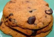 Vegan and Gluten-Free Chocolate Chip Cookies