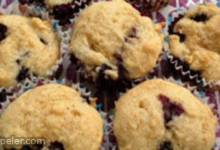 Vegan Blueberry Muffins
