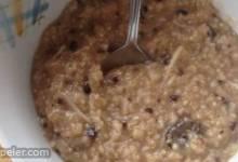 Vegan Quinoa Oatmeal