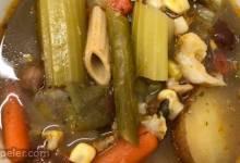 Vegetable-Loaded Potato Stew