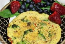 Vegetable Stovetop Frittata