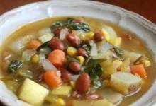 Vegetarian Green Chile Stew