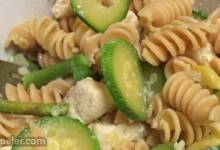 Veggie Chicken Pasta